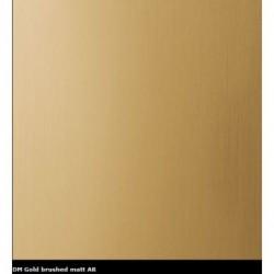SIBU DM Gold brushed matt...