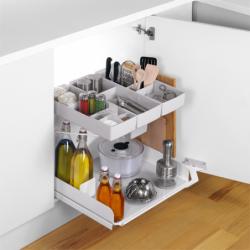 PEKA KitchenTower 600/ biały