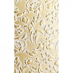 SIBU LL FLORAL White/Gold...